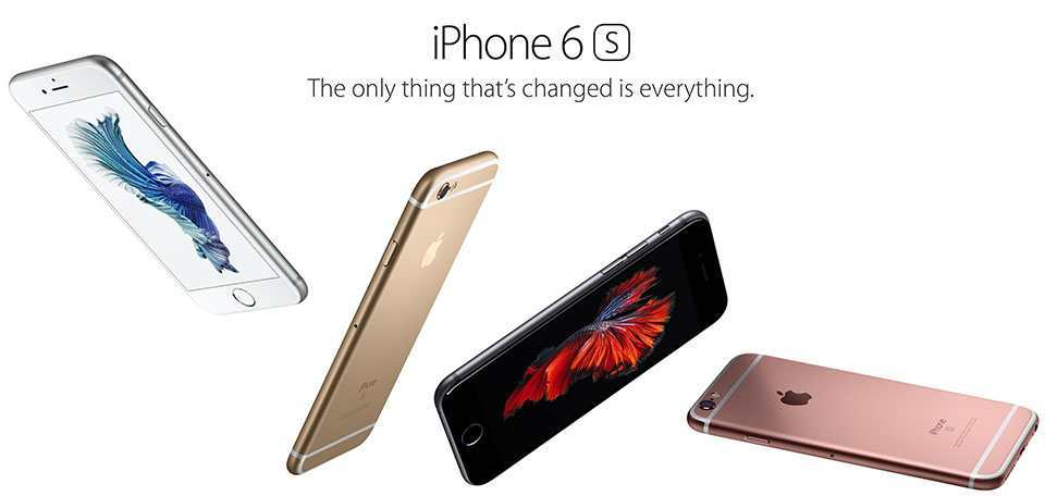 iphone 6s full color